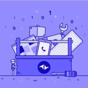 1 博客2建立客户数据库头
