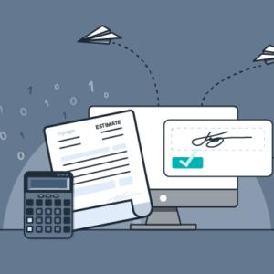 HQ Blog How To Make An Estimate Header