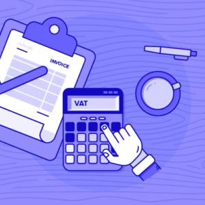 HQ Blog VAT On Invoices Header