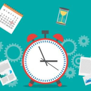 Time management personnes motifs et outils modernes fra