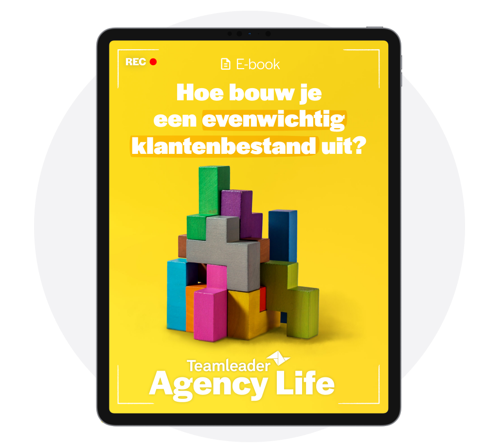 BE NL Ebook Agency Life Part2 On Top circle