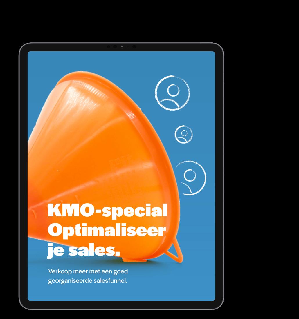 BE NL Ebook Sales Optimisation2021 On Top