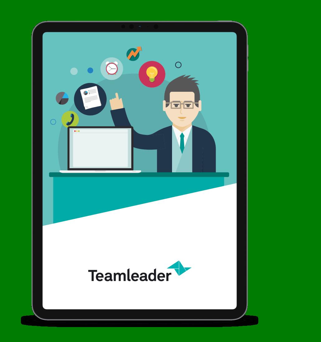Ebook Lead Management LP Header Image On Top