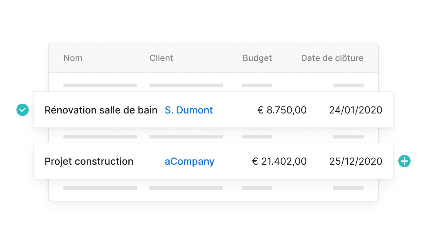FR FR Builders Overzichtelijke werfopvolging