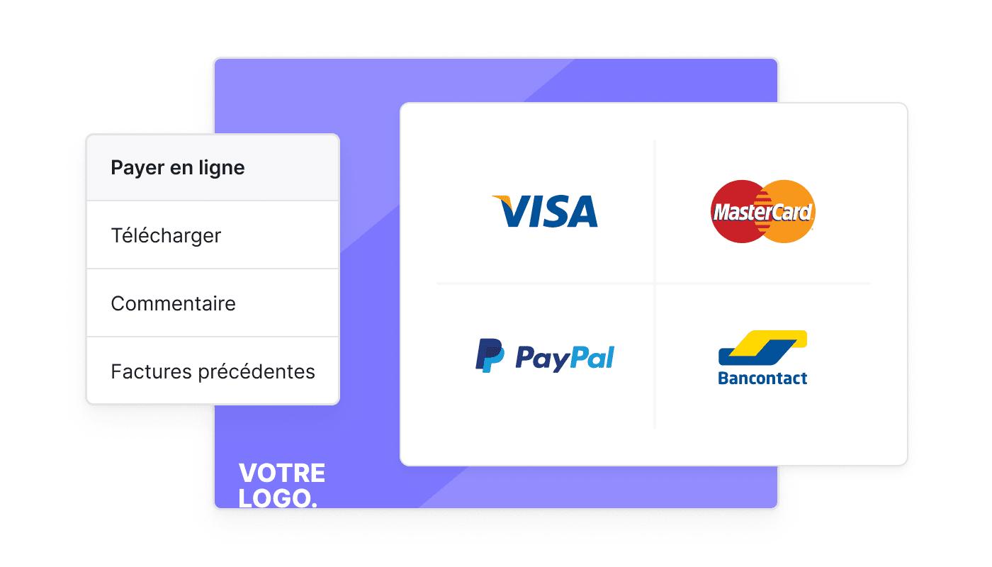 BE FR Online betalingsmogelijkheden