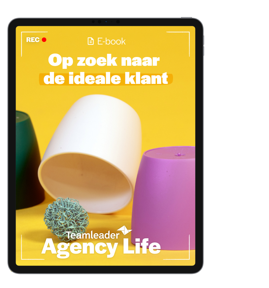 BE NL Ebook Agency Life Part1 On Top