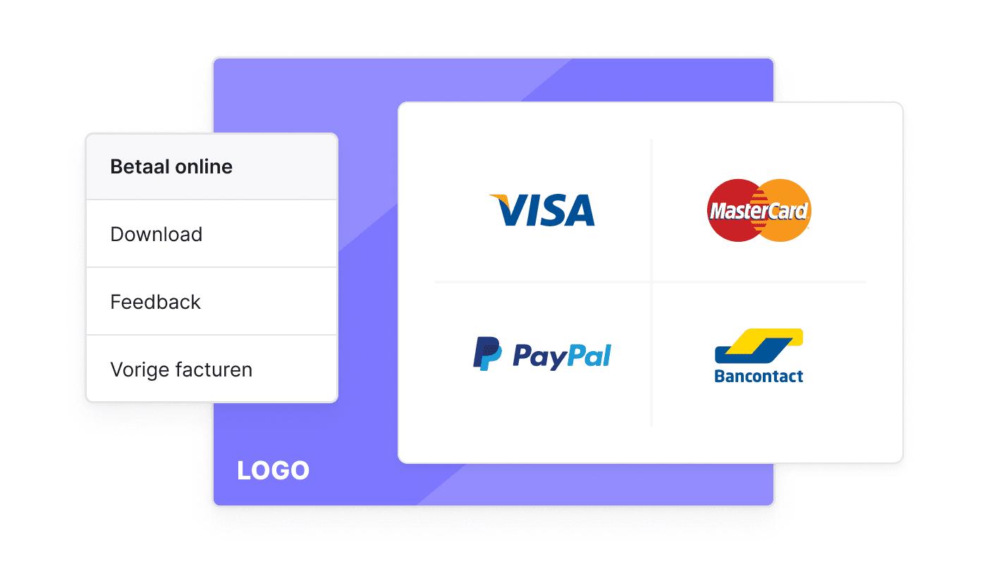 BE NL Online betalingsmogelijkheden