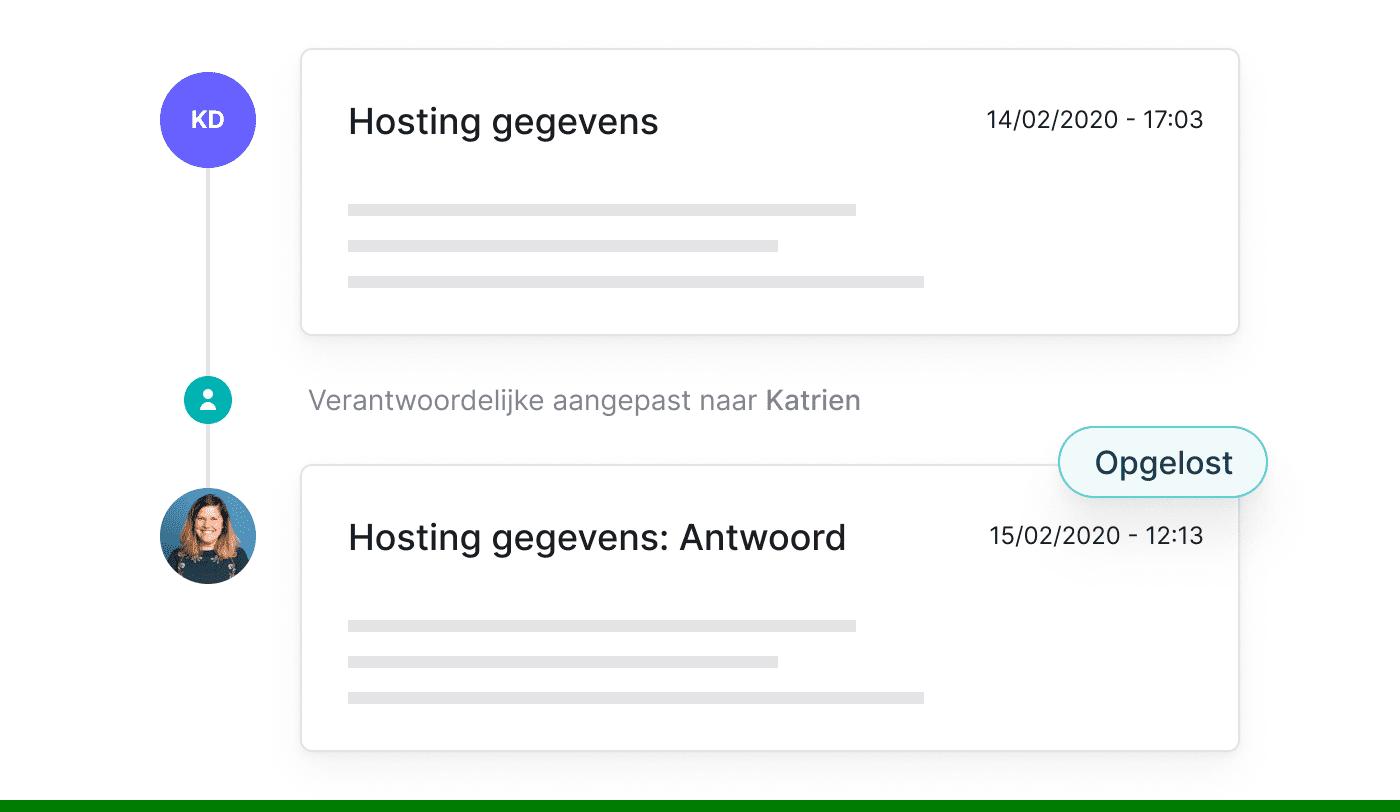BE NL Ticketing