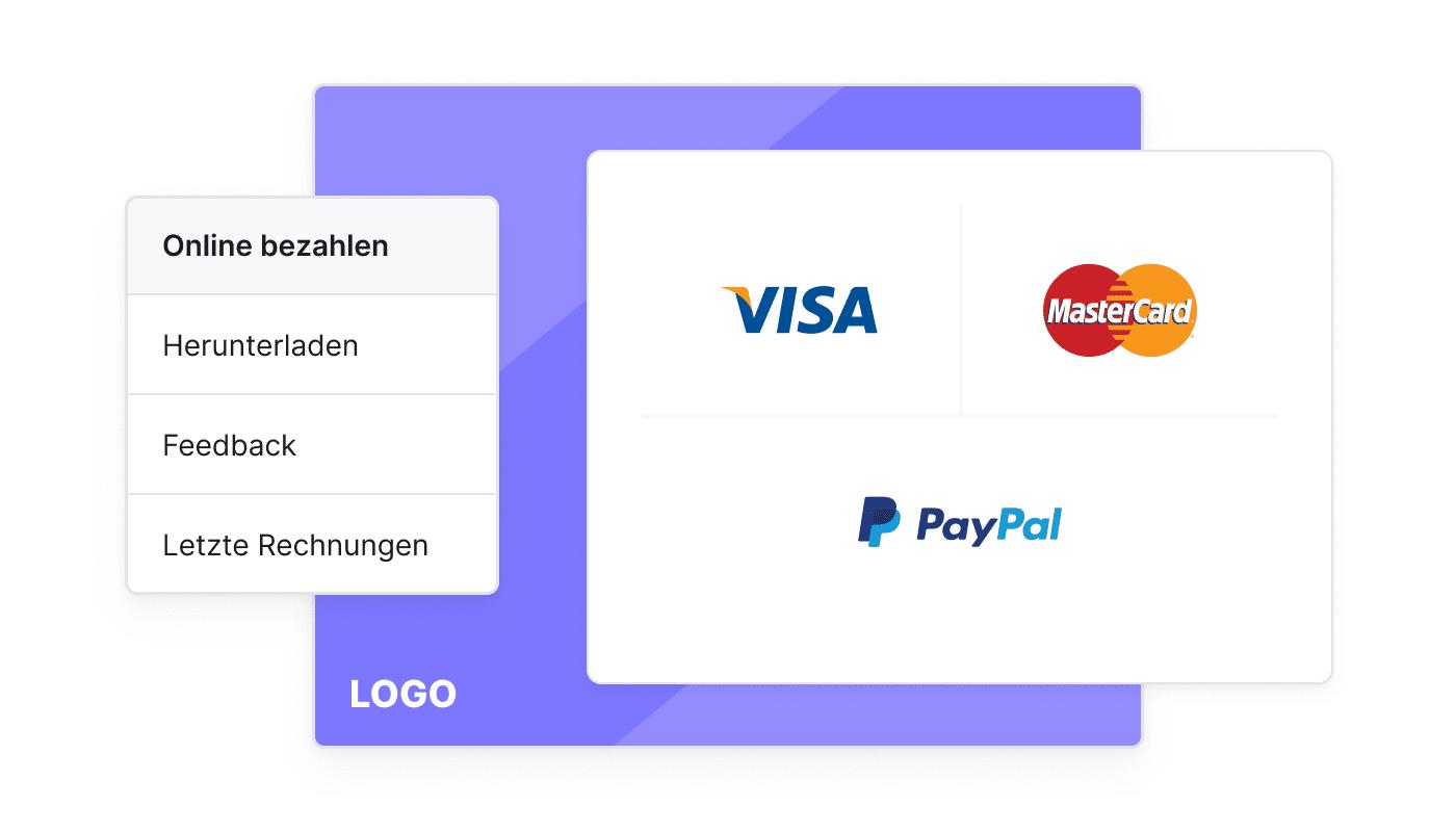 DE Online betalingsmogelijkheden