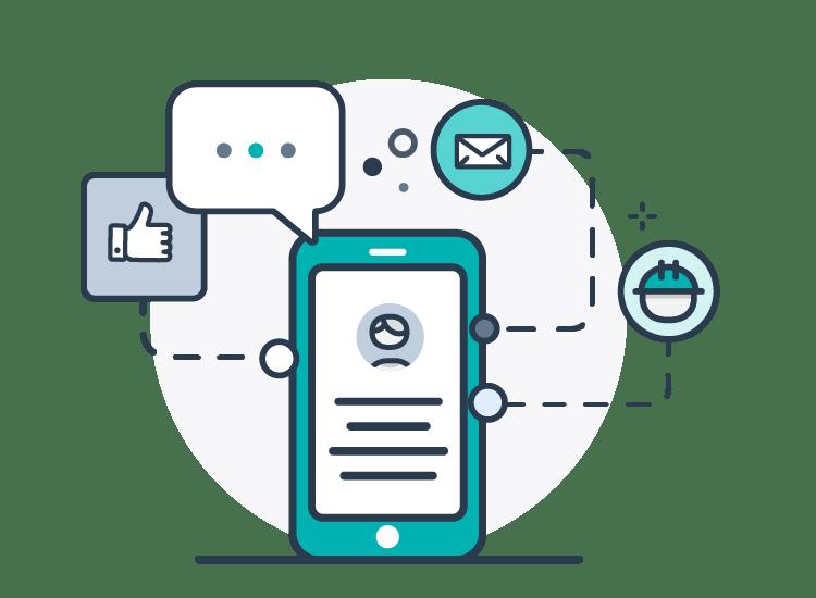Der Aufstieg von Mobile CRM