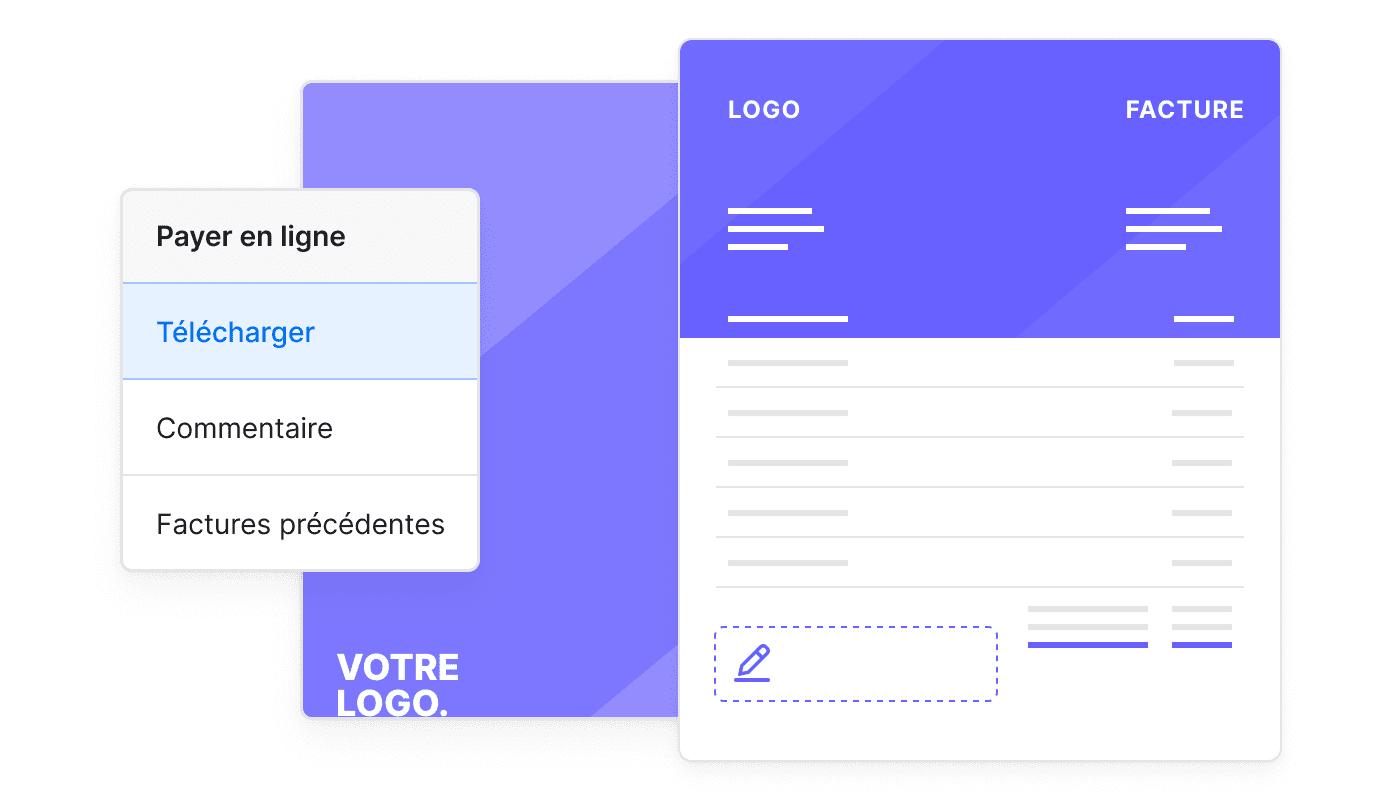 BE FR Invoice cloud