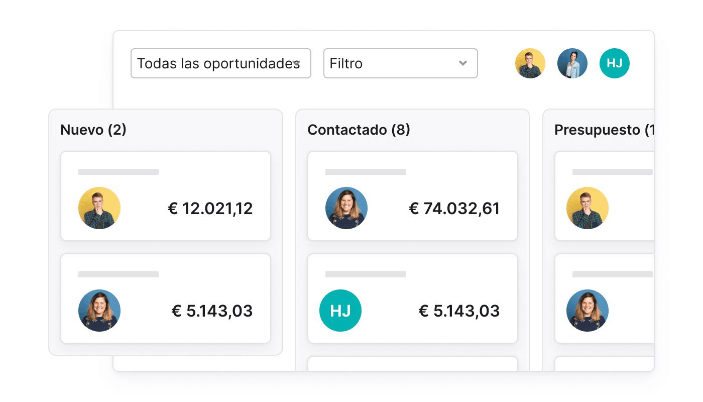 ES Overzichtelijk verkoopproces