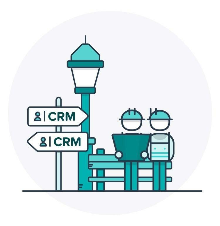 CRM Strategie Mitarbeiter