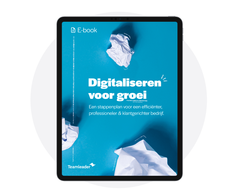 BE NL Campaign Growth Ebook Mail 1